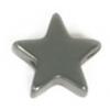 Hematite 8mm Star